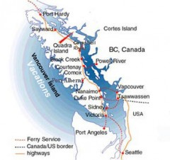 Vancouver Island Vacations